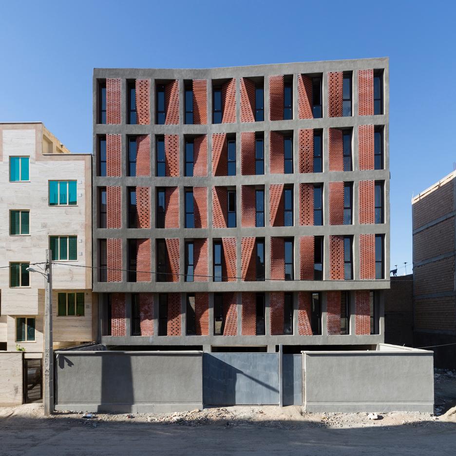 3- ساختمان های موج جدید معماری ایران