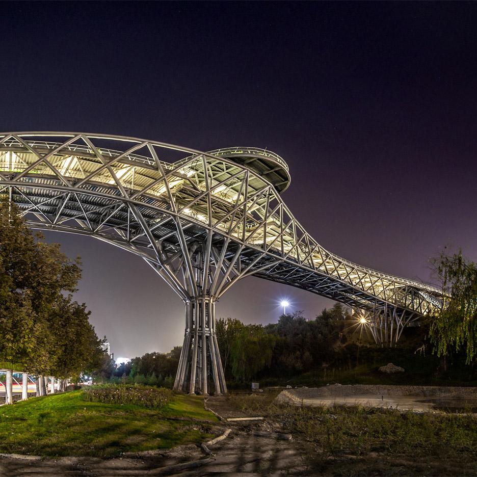 4- ساختمان های موج جدید معماری ایران