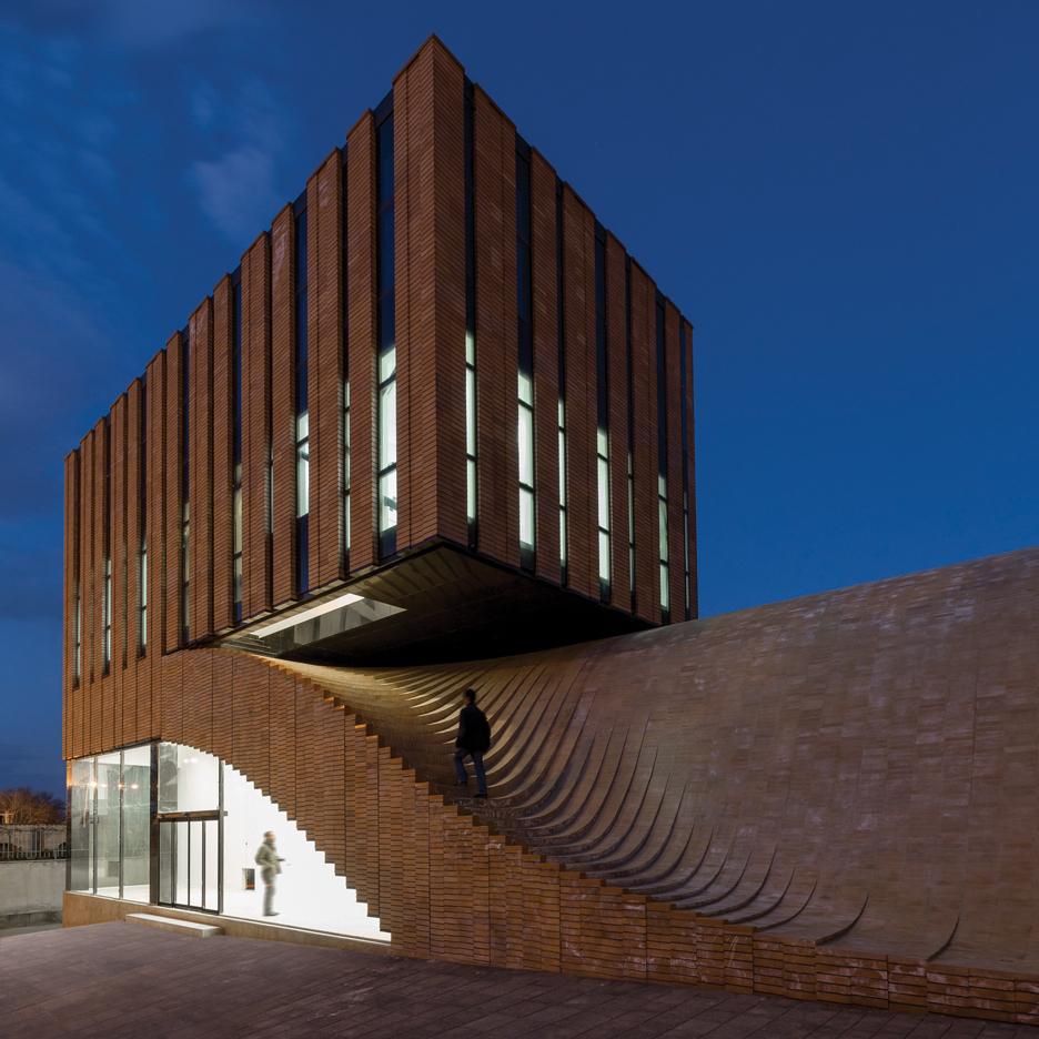 1- ساختمان های موج جدید معماری ایران