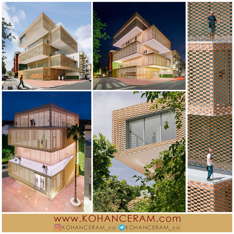 معماری و طراحی موزه Tabacco – اسپانیا