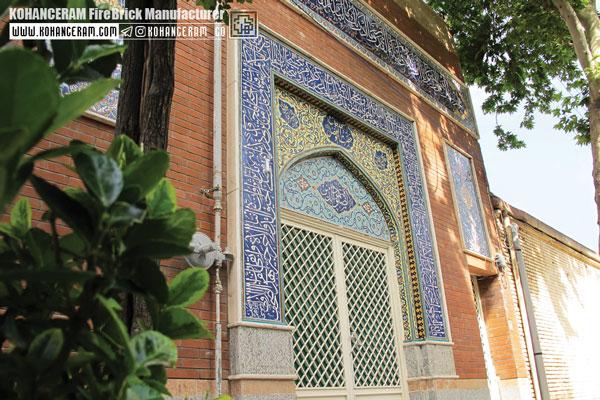 تهران یافت آباد-آجر نسوز نما کهن سرام