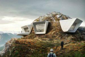 موزه-کوهستانی-مسنر-در-آلپ-ایتالیا