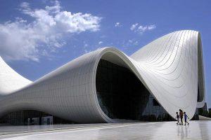 مرکز فرمرکز فرهنگی حیدر علی یف باکو