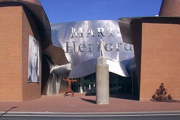 موزه هنرهای معاصر مارتا هرفورد